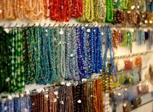 bead butterflies