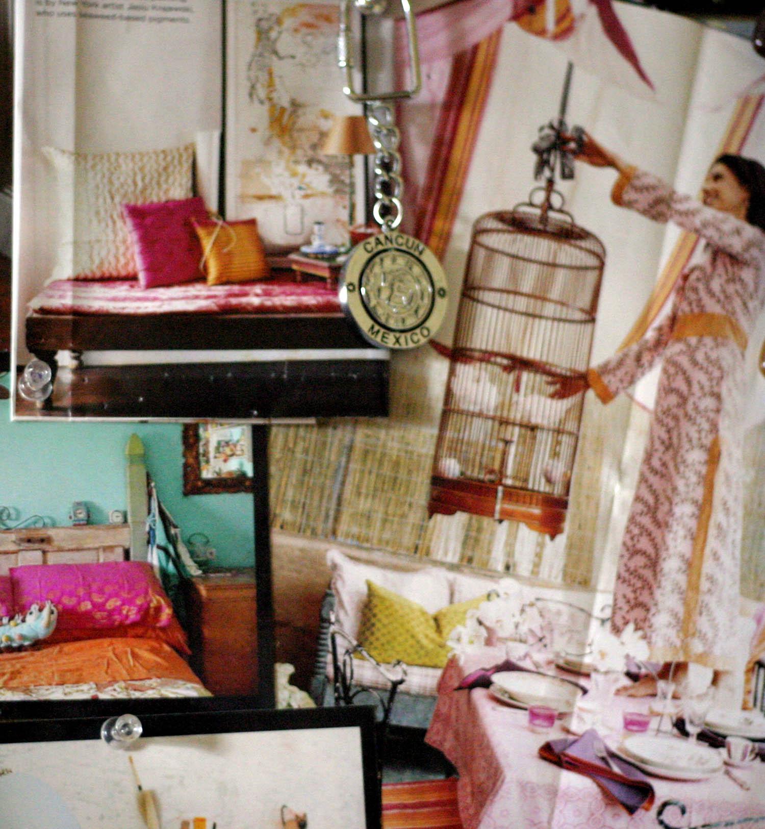 Bohemian Decor: A Little Bohemian Style, A Little