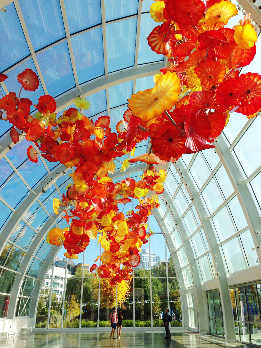 i didnt know a lot about dale chihuly until an upcoming trip to seattle came up in conversation - Chihuly Garden And Glass Seattle